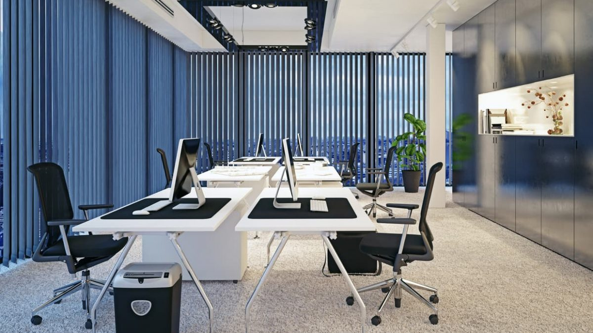The 5 Best Benefits of Commercial Window Coverings